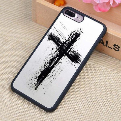 Cross Print</br> Christian Phone Case