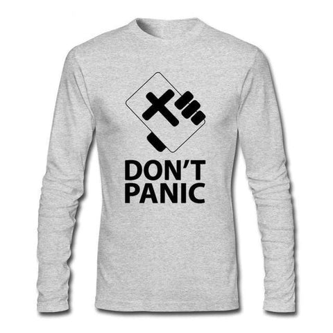 Don't Panic </br> Christian T-Shirt