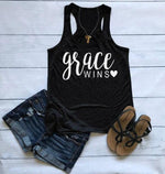 Grace Win </br> Christian Tank Top