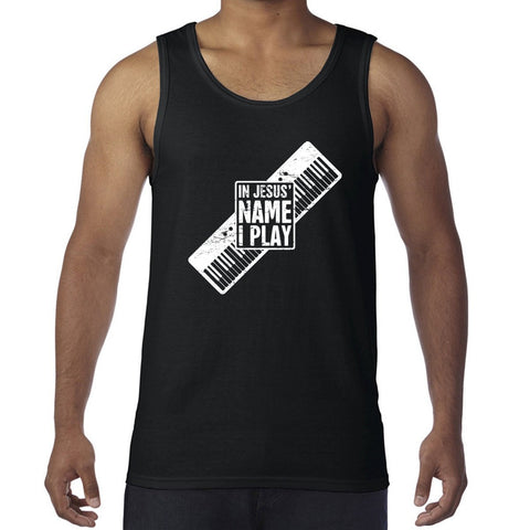 In Jesus Name </br>Christian Tank Top