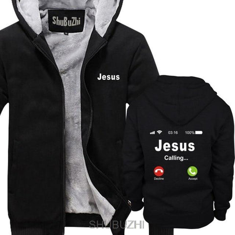 Jesus Calling </br> Christian Jackets