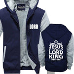 Jesus is My Lord and King </br> Christian Jacket