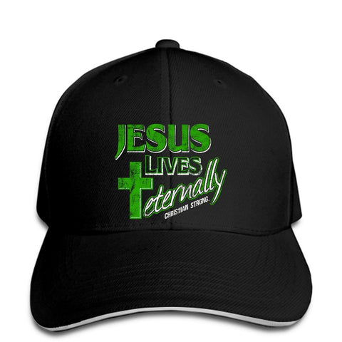 Jesus Lives Eternally </br> Christian Hat