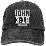 John True Story </br> Christian Hat