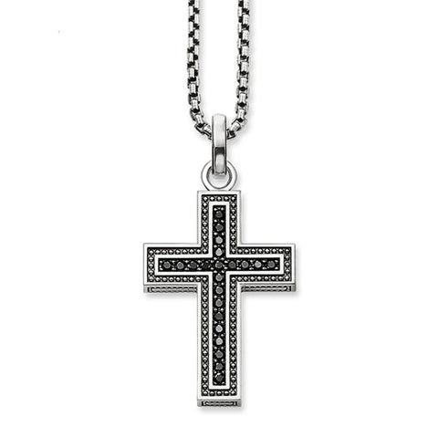 Vintage Cross </br> Christian Necklace