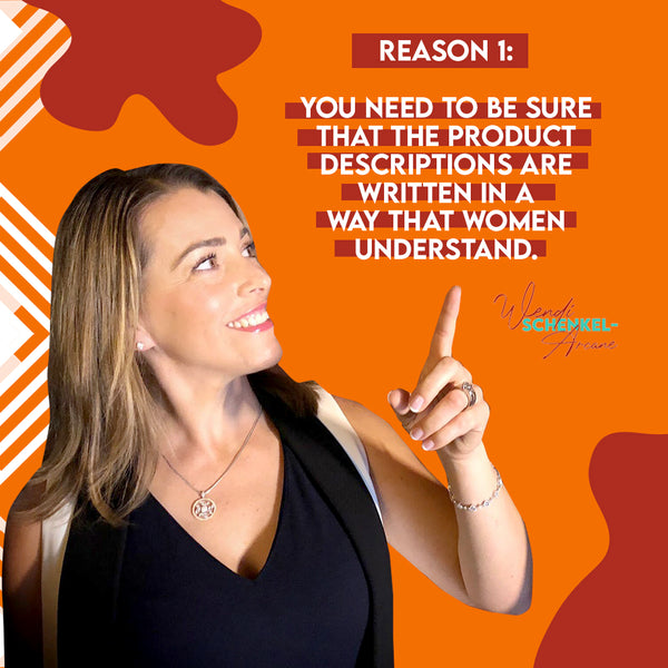 Why Women Don't Buy Reason #1