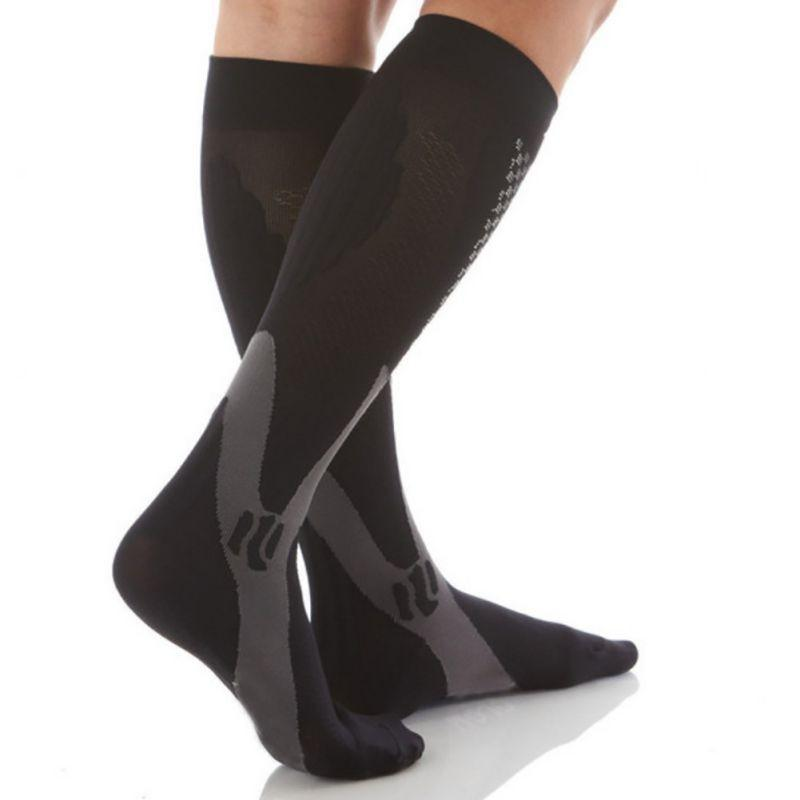 Men Women Leg Support Stretch Compression Socks