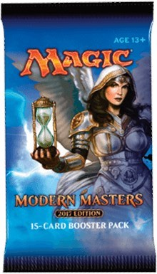 Modern Masters 2017 Booster pack | D20 Games