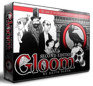 Gloom 2nd Edition | D20 Games