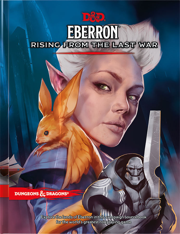 Dungeons and Dragons RPG: Eberron - Rising from the Last War | D20 Games