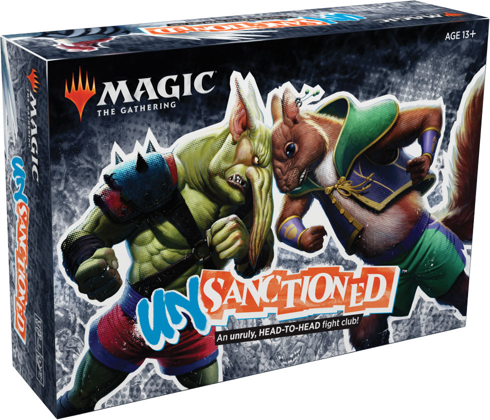 Magic the Gathering CCG: Unsanctioned | D20 Games