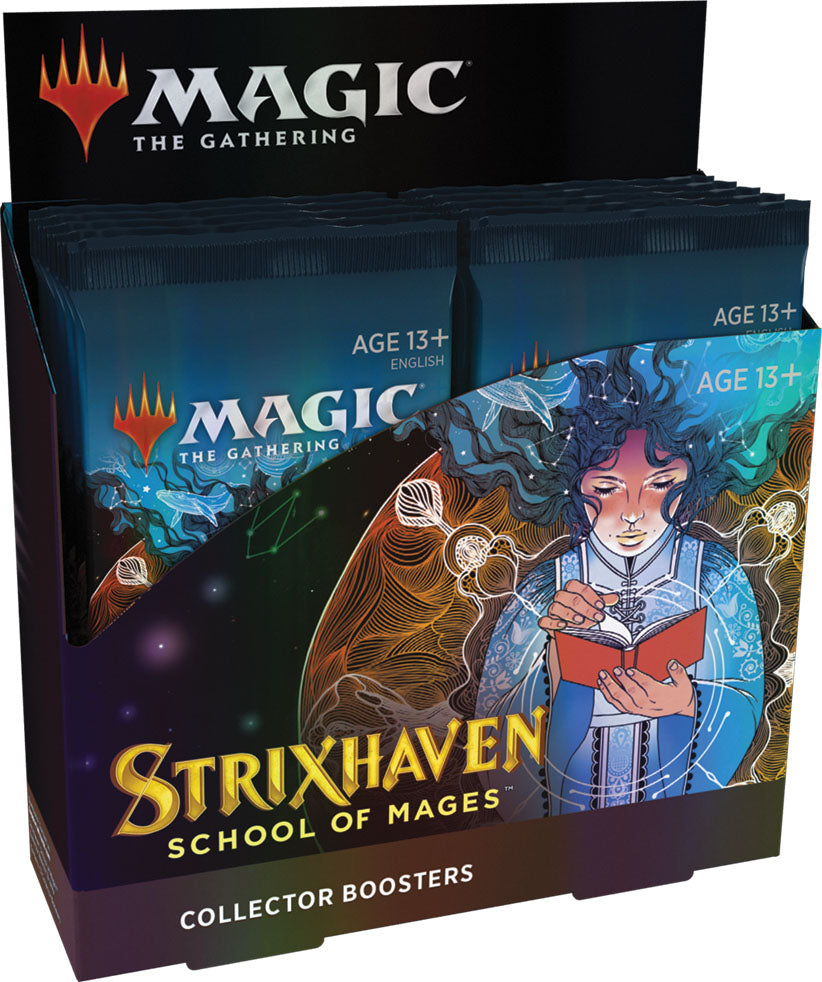 Strixhaven Collector Booster Display (12) | D20 Games