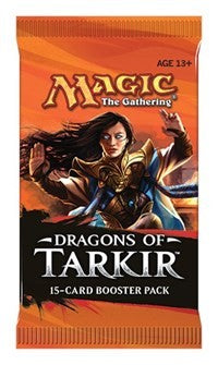 Dragons of Tarkir Booster pack | D20 Games