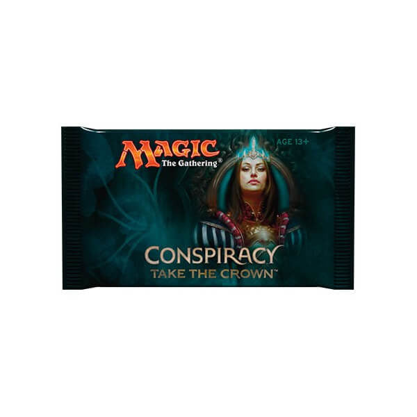 Conspiracy take the Crown Booster pack | D20 Games