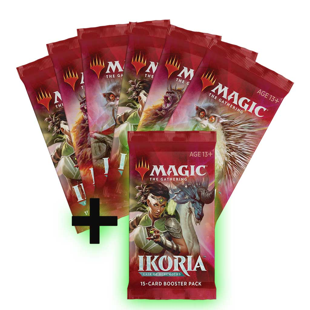 Ikoria: Lair of Behemoths Booster-(Buy 6 get one free) | D20 Games