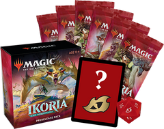Ikoria: Lair of Behemoths Prerelease Pack | D20 Games