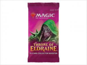 Throne of Eldraine Collector Booster | D20 Games
