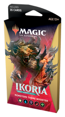 Ikoria: Lair of Behemoths Theme Booster | D20 Games