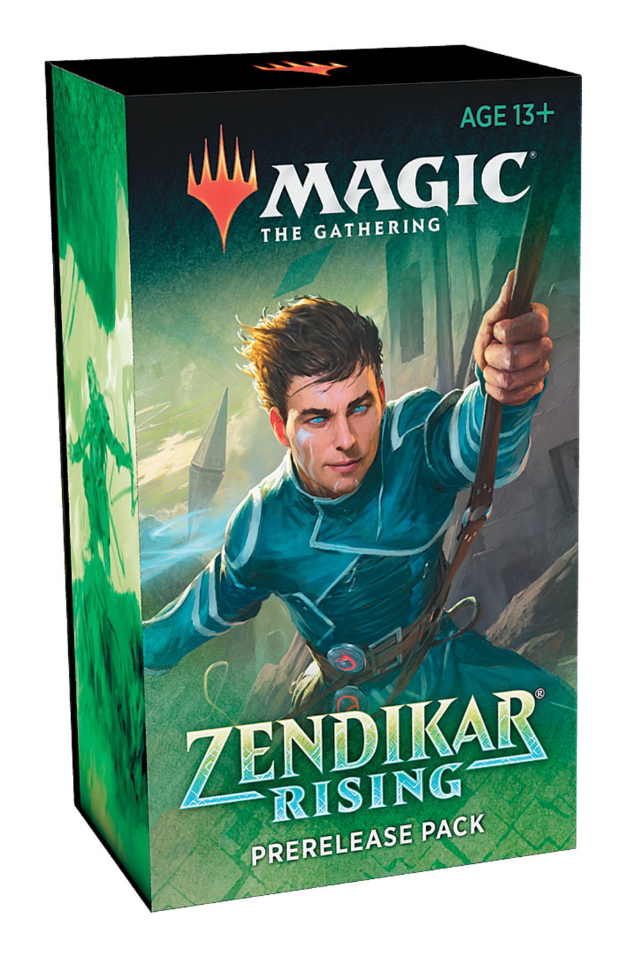 Zendikar Rising Platinum Loot Bag | D20 Games