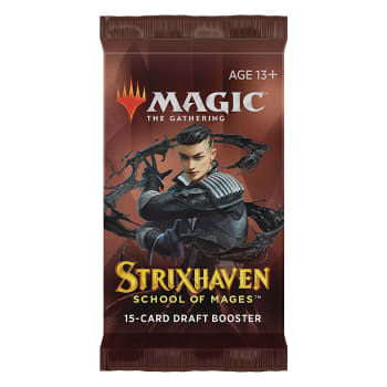 Strixhaven Booster pack | D20 Games