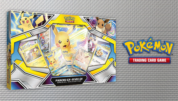 Pokemon Pikachu-GX & Eevee-GX Special Collection | D20 Games