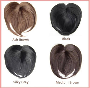 Silky Clip-On Hair Topper - zzsales
