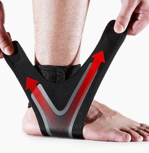 Load image into Gallery viewer, ADJUSTABLE ELASTIC ANKLE BRACE - zzsales