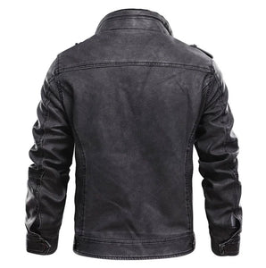 Vintage Stylists Rodeo Leather Jacket - ZZSales