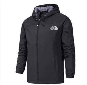 The north face windproof and waterproof jacket - ZZSales
