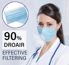 Load image into Gallery viewer, 3-Ply Non-woven Filter Guard 50pcs/Box - zzsales
