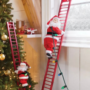 Electric Climbing Santa- Limited Edition - ZZSales