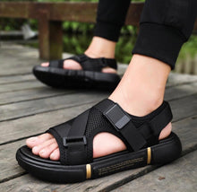 Load image into Gallery viewer, Grand Vinetti Men's Sandals - zzsales