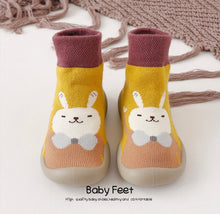 Load image into Gallery viewer, Autumn And Winter Cartoon Socks Shoes - ZZSales