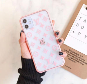 Transparent Silicone Phone Case For iPhone - zzsales