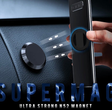 Supermag™ Magnetic Phone Holder - ZZSales