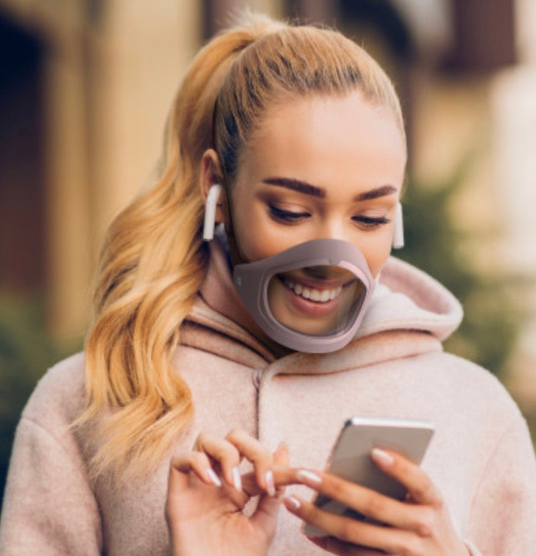 Reusable Smart Mask - zzsales