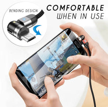 Load image into Gallery viewer, Double 360° Magnetic Cable - zzsales