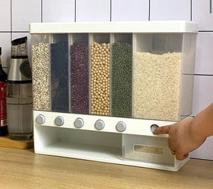 Wall-mounted dry food dispenser - zzsales