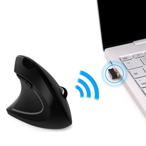 MOON MOUSE™ - VERTICAL ERGONOMIC COMFORT MOUSE