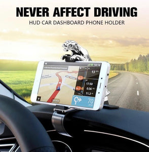 360 Degree Car Dashboard Phone Holder - zzsales
