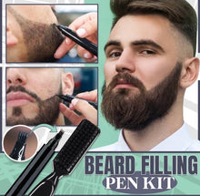 Load image into Gallery viewer, Beard Filling Pen Kit - ZZSales