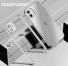 Load image into Gallery viewer, Premium TPU Anti-fingerprint iPhone Case - ZZSales