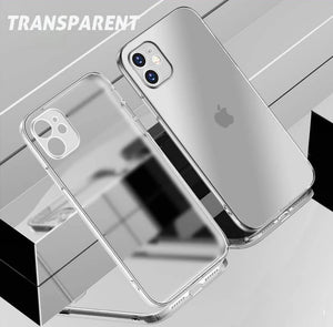 Premium TPU Anti-fingerprint iPhone Case - ZZSales