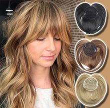 Load image into Gallery viewer, Silky Clip-On Hair Topper - zzsales