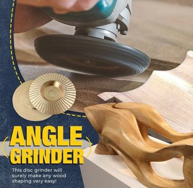 Woodworking Angle Grinder Dish - ZZSales