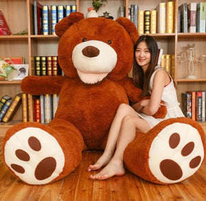 Zenni Teddy - World's Biggest Teddy Bear Coats - ZZSales