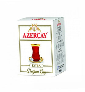 Azercay 100gr & Tea Bags Azerbaijan Tea From Lenkoran