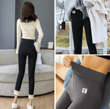 Load image into Gallery viewer, Thick Slim Cashmere Warm Pants - ZZSales