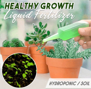 Healthy Growth Liquid Fertilizer - zzsales