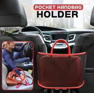 Car Net Pocket Handbag Holder - ZZSales